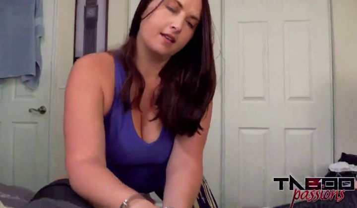 She Can Do A Lot Cuffed Madison Lee Hd